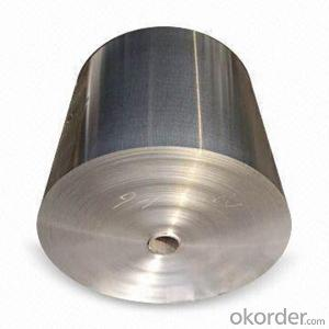 Thin Aluminum Coil Alloy used for Foil Stock