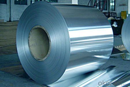 Aluminium Coils for Secondly Continuous Colding Rolling
