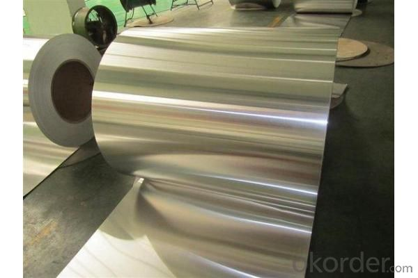 Aluminum Stock to Cast   for Foil