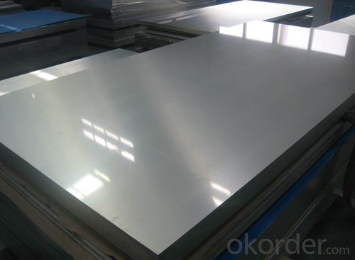 7000 Series Alloy Mill Finished Aluminum Sheets