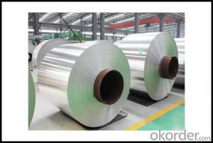 8011 H14 Colour Coated Aluminium Closure Stock Sheet For Cap