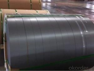 Blue Color Coated Aluminum Coil Aluminum Roll Alloy 3006