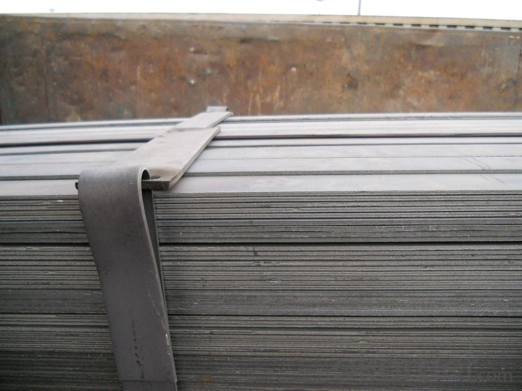 Mild Steel Prime Hot Rolled Flat Steel Bar
