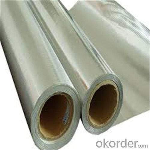 Buy multilayer heat insulation cover paper for pipe for Fire resistant fiberglass insulation