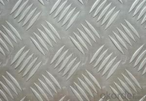 EN AW - 1050 Aluminium Treadplates With Good Quality