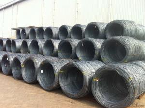 Supply Low Carbon Steel Wire Rod for Contruction