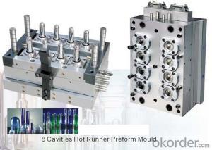 Preform Injection Molding PET Preform Mould