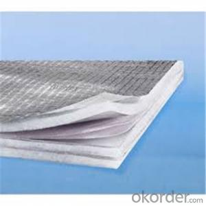 Multilayer Heat Insulation Cover Paper /Cryogenic Micro Fiberglass Insulation Paper