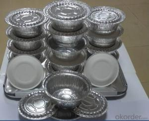 8xxx 3xxx Aluminium Container Foil for Fooding Packing
