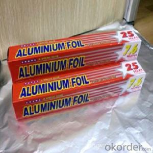Aluminum Foil For Household Foil of Usaging