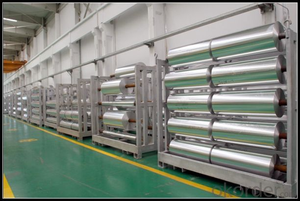 Customized 8079 H14 0.28mm 1380mm Aluminum Alloy Sheet