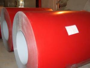 Color Coated Aluminum Coil Aluminum Roll Temper O
