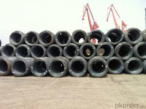 SAE1008 Wire Rod ,5.5mm steel wire rod,hot rolled Wire Rod for sale