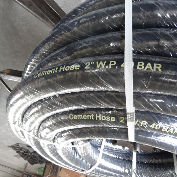 Fuel Rubber Oil Hose of China Oil-Resisting