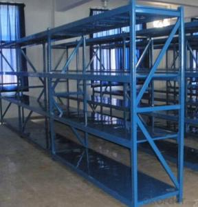 Adjustable and Safety Heavy Duty Steel Pallet Rack