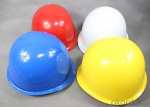 Plastic Safety Helmet Protective Security Cap Vent Safety Helmet Hard Hat