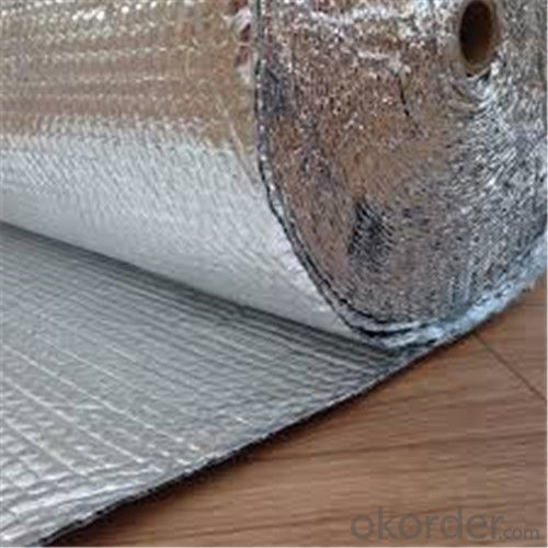 Multilayer Heat Insulation Cover Paper for LNG or LPG