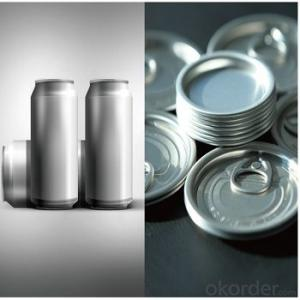 Aluminum Foil For Can Body and Cap of Usaging Beverage