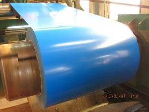 Color Coated Aluminum Coil Aluminum Roll Temper H26