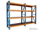 Pallet Rack and Shelving for Warehouse Storage