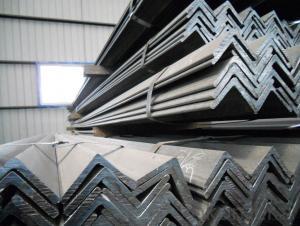 Mild Steel Prime Hot Rolled Angle Bar Steel