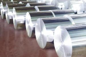 High-Quality Aluminium Foil Roll/Coil for Electrolytic Capacitor