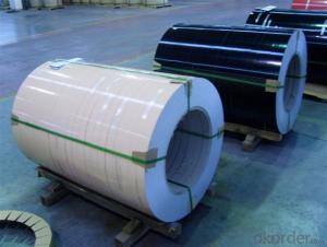 Color Coated Aluminum Coil Aluminum Roll Alloy 5754
