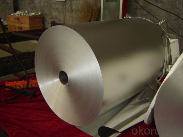 Mill Finished Alloy 8079 Aluminium Foils