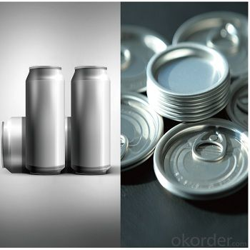 Aluminium Foil For Can body for beverage