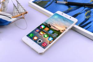 MTK6572 Dual Core5 inch 3G Android Mobile 0.3/2MP Camera