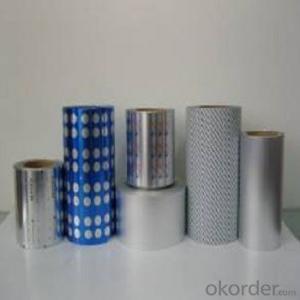 Aluminum Foil For Blister Foil For PTP TABLET