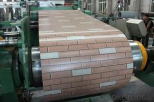 Color Coated Aluminum Coil Aluminum Roll Alloy 3105