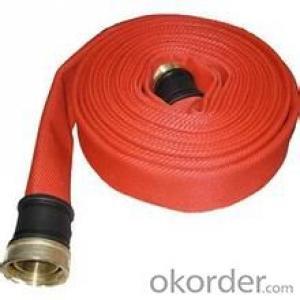 White Pvc Fire Hose, Fire Hose Pipe,Fire Fighting Hose/pvc lining fire hose