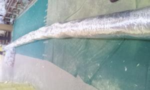 Aluminum Flexible Duct For HVAC SYSTEM USE