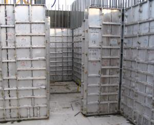 Aluminum Formwork with High Efficiency and Competitive Prices