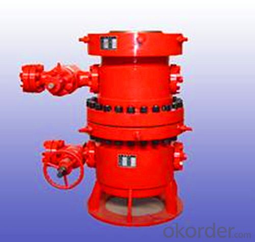 API 6A Casing Head for Oil and Gas Well Drilling