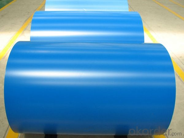 Blue Color Coating Aluminum Coil for Out Door Wall System