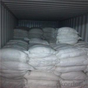Pure White High Temperature Thermal Insulation Ceramic Fiber Blown Bulk/Chopped Bulk