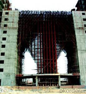 Cup Lock System Scaffolding Formwork in China Market