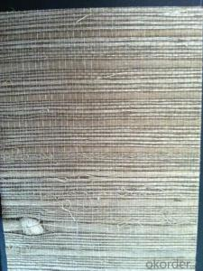 Grass Wallpaper 2015 Straw Hat Natural Material Paper Woven Grass Fabric