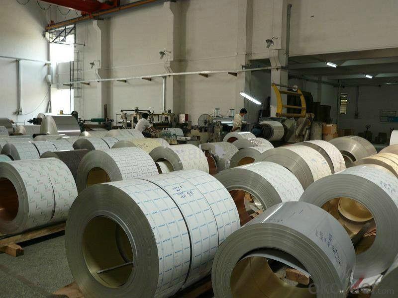 Color Coated Aluminum Coil Aluminum Roll Alloy 5083 0T