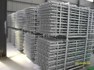 Steel Ringlock Scaffolding with High Quality