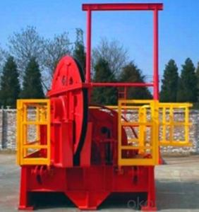API Drilling Rig Crown Blocks for Oilfield Equipment
