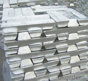 Magnesium Ingot 99.99% 99.95% Higher Purity in China
