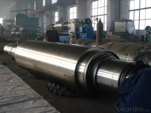 Mill Roll for High Grade & Strength Plate Mill