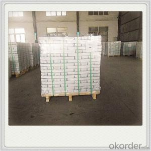 Magnesium Alloy Ingot Mg 99.98 Good Quality Magnesium Metal Ingot