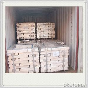 Magnesium Alloy Ingot Side Good Quality Magnesium Metal Ingot