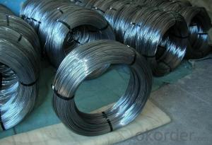8-24guage Black Annealed Wire / Binding Wire