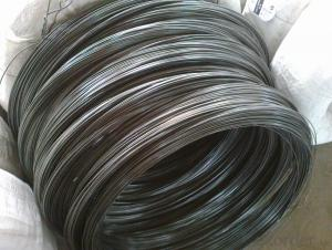 Black Wire Straight Cut Black Annealed Wire