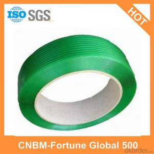 Polyester Strapping Green for Packing Wholesale